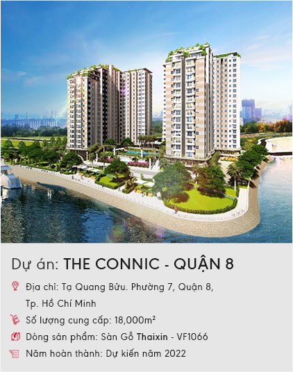 THE CONNIC - QUẬN 8